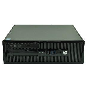 PC HP ProDesk 400 G1 Intel Core i3 4160 3, 6 GHz 500 Go 8 Gb