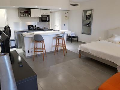 T2 meublé 54 m2 avec jardin privé