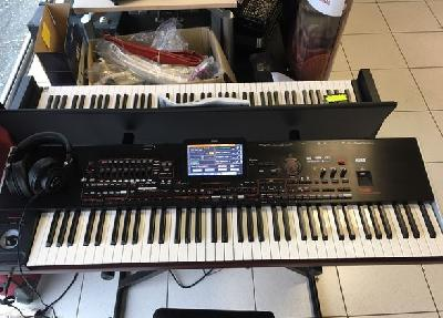 SUPERBE KORG PA4X 76 notes