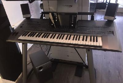 EXCELLENT YAMAHA TYROS 5 76 TOUCHES WIFI XXL