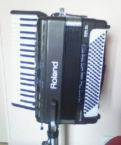 Accordéon Roland FR3 S.