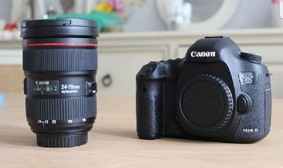 CANON 5D MARK III + 24/70mm