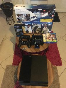 Playstation PS4 500go +  Jeux