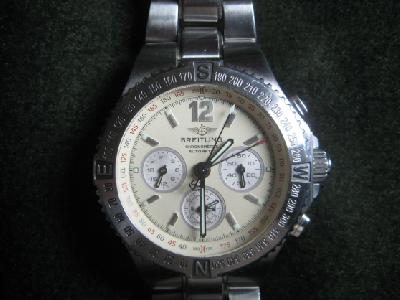 MONTRE BREITLING CHRONOMETRE AUTOMATIC