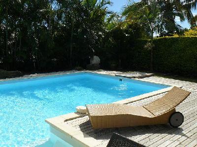 Agréable maison de type F4 avec piscine??