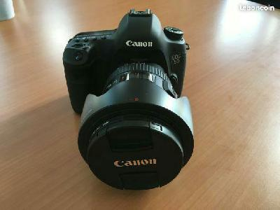 Canon 5D Mark III + objectif 24-105mm f/4L IS USM