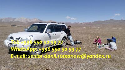 Guide,  driver in Kyrgyzstan,  travel,  hiking,  excursions,  tou