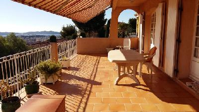 VILLA A VENDRE, VUE MER / VILLA FOR SALE, SEA VIEW
