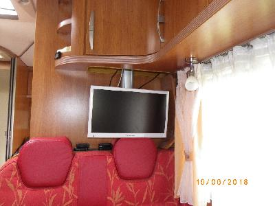 Petite annonce Camping-car Hymer - photo no. 4