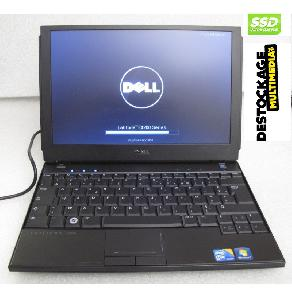 PC PORTABLE DELL LATITUDE E4200 INTEL CORE 2 DUO SU9600 1.60GHZ 128SSD 3GB