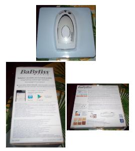 Epilateur durable Babyliss,  neuf dans emballage