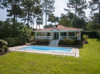 Location Vacances Villa sur Lacanau