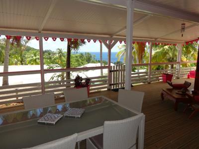 Villa f3 dans une propriété privé à la plaine-des-palmistes