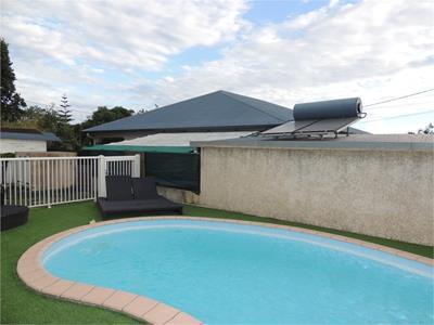 Villa F5 avec piscine à Rivière St Louis