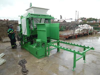 Machine de blocs beton machine a parpaing brique,  hourdis