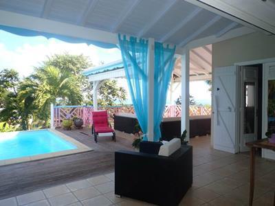 Charmante Villa F4 VUE MER avec piscine+garage