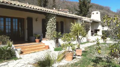 Belle villa arrière pays Niçois