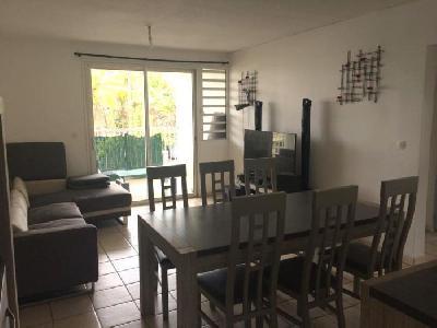 Bel appartement 82 m² - 3 pièces - 2 chambres sur Fort-de-France