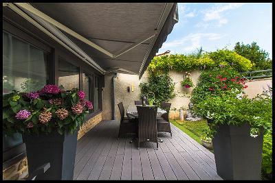 Maison 225 m2, 4 chambres, garage en cœur de bourg