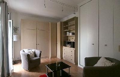 Location studio meublé 25 m2 refait à neuf