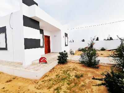 Photo petite annonce Location annuelle de villa avec piscine Djerba Houmt Souk