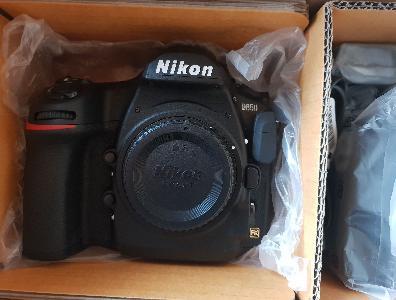 Photo petite annonce Nikon D850 avec facture