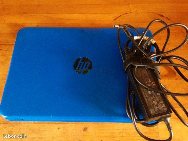 Ordinateur portable HP stream blue 11R006nf