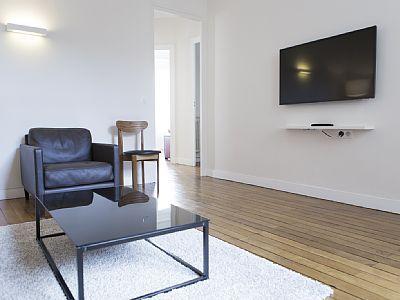 Appartement à Montpellier entièrement rénové+PKG