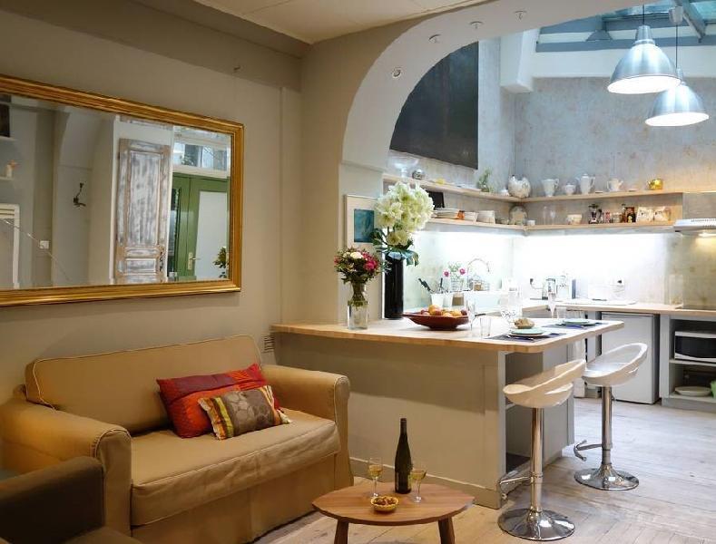Meublée chambre 45 m² Paris 11E (75011)