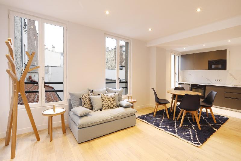 Appartement meublé 1 pièce à louer