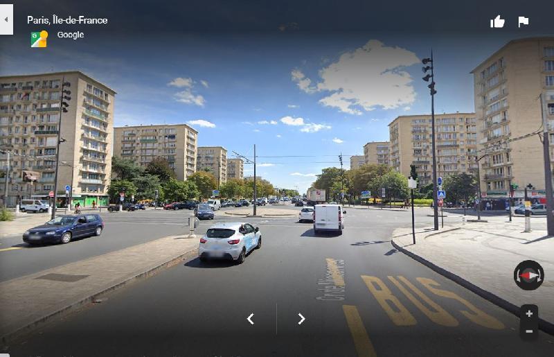HLM T3 à Paris contre équivalent à Antibes et ses environs