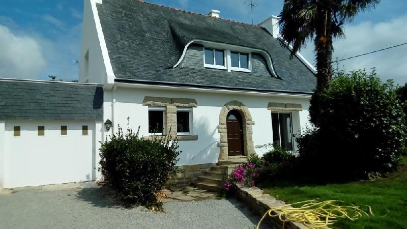 Location villa bord de mer pour 9 couchages avec piscine chauffée - Concarneau