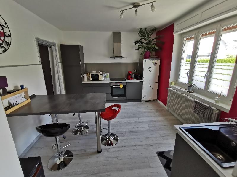 Appartement T3 64m²