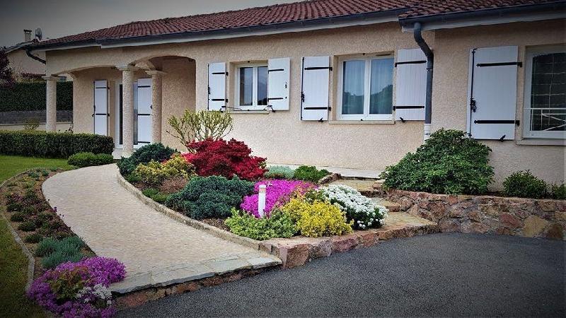 Villa 118 m² - 7 pièces sur terrain arboré de 1115 m²